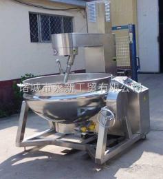 YY-009厂家供应高粘度液压可倾式行星搅拌炒锅