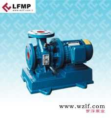ISW、ISWH型卧式单级单吸管道离心泵--永嘉罗浮工业油泵厂