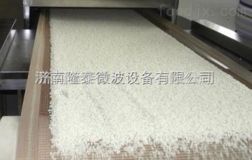 膨化人造大米烘干机械|微波烘烤设备