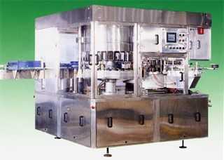 KL-901空瓶加压式贴标机型