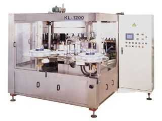 KL-1200圆瓶贴标机型