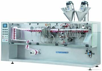 DXD-180水平式复合膜袋装包装机