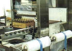 GP-251全自動封切機(直線支持式)