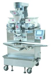 TC-500-Ⅱ型双色馅多功能自动包馅伍仁月饼机