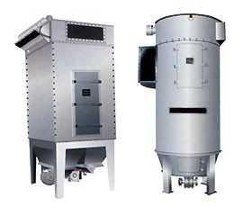 BLM-FⅡ系列脉冲布筒滤尘器