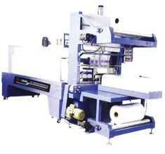 ST-6030A+SM-6040全自动整列(PE)收缩包装机