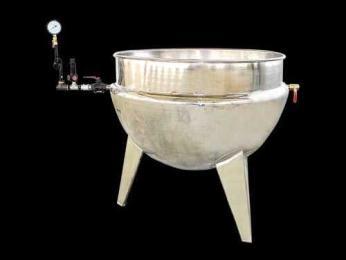 普通立式夹层锅