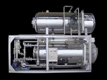 手動型雙層水浴式高溫高壓調理殺菌釜