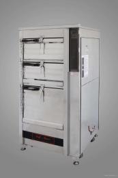 WIES-03进口三门蒸柜