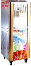 東方機械供應三色冰淇淋機(進口壓縮機)