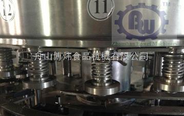 BW4T150Q易拉罐发酵饮料灌装机