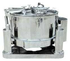 SS、SB系列洁净型三足式上部卸料离心机