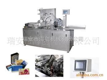 TMP-130A(B)供应透明皂包装机,透明膜三维包装机,烟包机