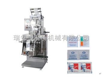 DSP-128Y(256Y)多功能濕紙巾自動包裝機
