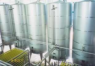 800M3果汁罐
