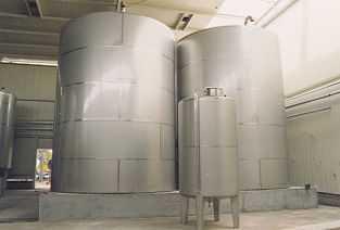800M3果汁果酒罐