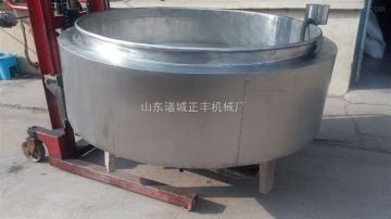 厂家直供猪头蹄脱毛松香锅 用油少升温快操作简单