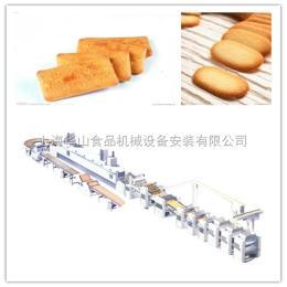HSJ-620/800/1000廠家供應定制型餅干生產線/餅干生產設備,上海華山