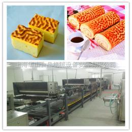 HSJ-1000蛋糕生产设备,可做夹心蛋糕、多层蛋糕、瑞士卷蛋糕,20年老企业