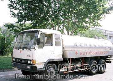 液態食品運輸車