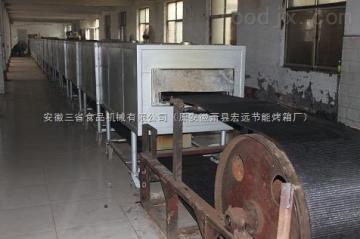 40米自動烘烤線(網帶傳輸),隧道爐