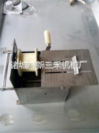 ZX-1手動香腸捆扎機捆扎香腸的機器