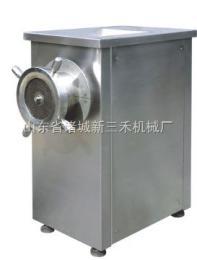 120LJR-120型绞肉机-冻肉绞肉机-全自动绞肉机-颗粒绞肉机-电动绞肉机-鲜肉绞肉机-鸡背绞肉机