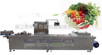 DZL-420Y蔬菜全自动热成型气调包装机DZL-420Y