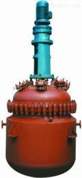 山东搪玻璃反应罐厂,K系列搪瓷反应釜,搪玻璃电加热反应釜