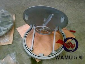 WM溫州萬姆 不銹鋼圓形耐壓內開人孔 工業級人孔(實物拍攝)