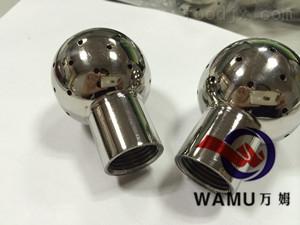 WM不锈钢旋转清洗球
