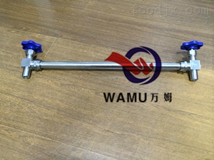 WM有機玻璃管液位計 不銹鋼焊接液位計