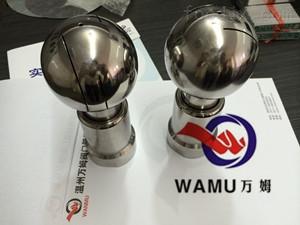 WM不锈钢卫生级清洗球