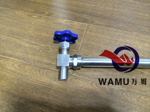 WM衛生級螺紋液位計(玻璃管液位計)