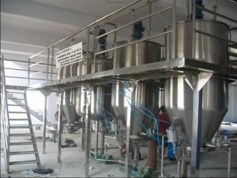 发酵设备小麦麸膳食纤维成套设备