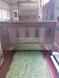 KH-20HMTN6微波豆腐貓砂烘干機生產線加工設備