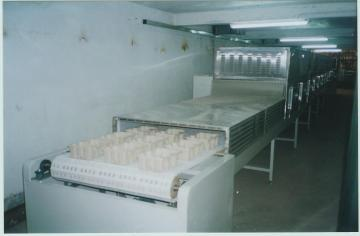 KH-20HMTN6濟南微波硅酸鋁微波纖維板干燥設備