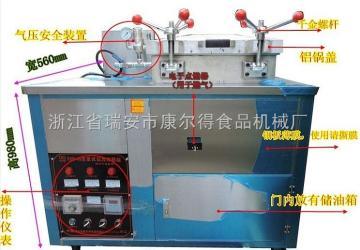 30A型电气及全燃化气爆烤鸭炉(炸鸭炉)