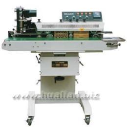 FRS-112OW色带印字薄膜连续自动封口机-华联包装机械