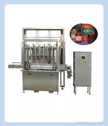 GZG-6型广州南洋浓酱膏体自动灌装机厂家