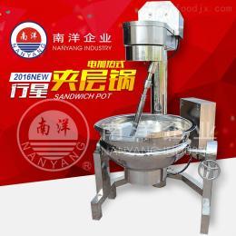 電加熱行星攪拌夾層鍋