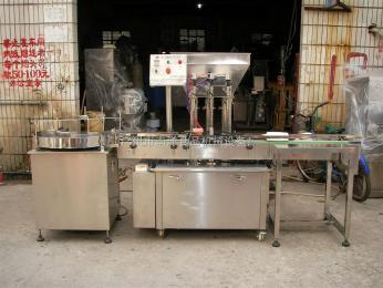 GZG-SZ3廠家直銷 自動膏體液體灌裝生產線 自動理瓶灌裝生產線