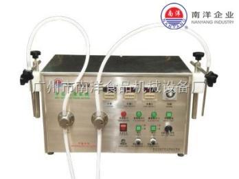 广州南洋半自动液体灌装机 卧式充填机