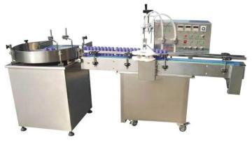 YZS-2型厂家直销 自动液体灌装机