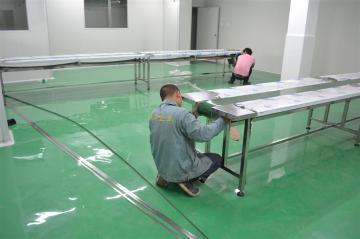 厂家直销 广州不锈钢输送设备 输送机(带)