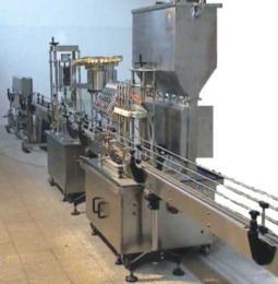 YZG-SZ6型厂家直销 全自动液体灌装机 高效多头灌装机及灌装生产流水线
