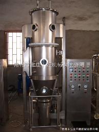 FL-120三碘异酞沸腾制粒干燥机