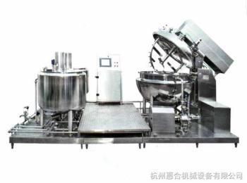 水平式外循环乳化机