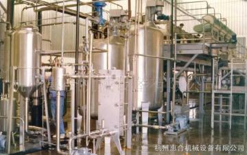 鲜奶、酸奶生产线