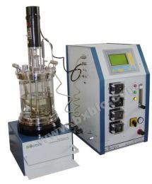 离位灭菌玻璃发酵罐设备